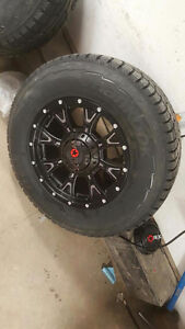 Rims and Winter tires for Jeep