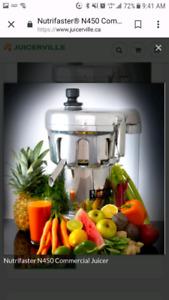 nutrifast juicer