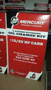 Mercury Oil Change/Winterize Kits
