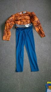 The Thing Costume (Fantastic 4) size 5 Cambridge Kitchener Area image 1