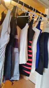 DRESSES/ SKIRTS/ TOPS/ SHOES