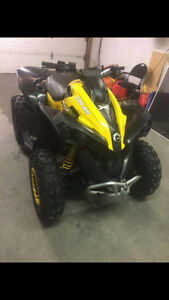 2014 can am renegade 800xxc. $9500
