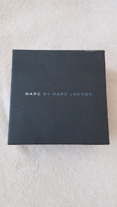 Marc by Marc Jacobs  Ladies Rivera Purple and Clear Acrylic Watc