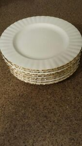 Royal Albert Val D'or Salad Plates  ($8 each or 9 for $70)