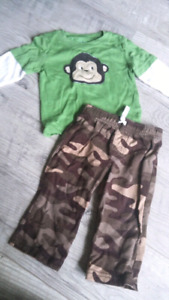 9 month Carters outfit
