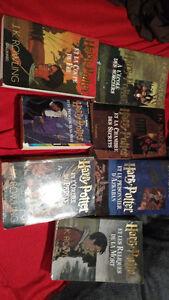 Séries Harry Potter