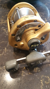 DAM QUICK POWER CHAMPION 431 LDL TROLLING REEL NEW  IN BOX