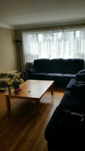 A large room for rent QEW &Lake St