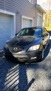 2008 Mazda 3 2.3L Manual Hatch