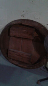 1800's table