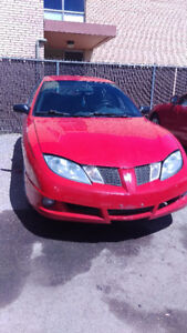 2005 Pontiac Sunfire Sedan