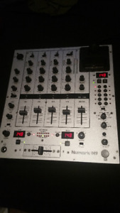 Numark iM9 4 Channel DJ iPod Mixer