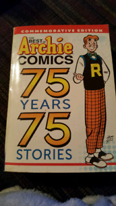 Archie Super Thick Digest. 75 years of Archie!