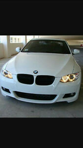 2007 BMW Other White Coupe (2 door)