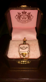 Rare juicy couture charm.