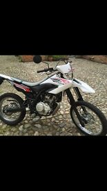 Yamaha wr 125 VERY LOW MILAGE 1640