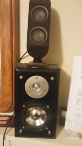 Souround speakers want to sell all as a bundle 200 dollars