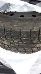215/70R16 Winter Tires with Rims London Ontario image 2