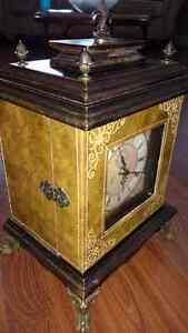 REDUCED -- Clock with 2 secret drawers Kitchener / Waterloo Kitchener Area image 3