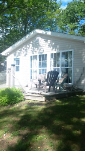 Beach-front cottage on Black Point, Pictou County for Rent