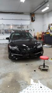 Acura tlx sh awd élite 499$ taxe in