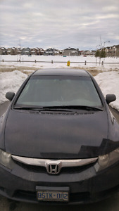 2009 Honda Civc DX