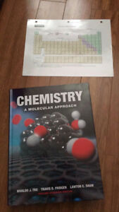 Chemistry Textbook in Perfect Condition