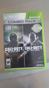 Call of duty black ops 1 et 2