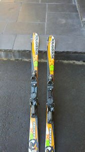 140 cm Rossignol SX skis - Junior Skis