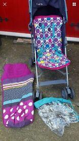 Stroller / buggy