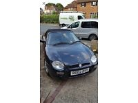 SELL OR SWAP FOR ANOTHER CAR - MG TF Convertible.