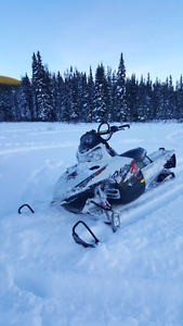 2009 Polaris Dragon 800  163""