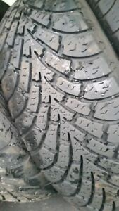 """Set of 4-205/65/15"""" Goodyear Nordic Winter tires,"""