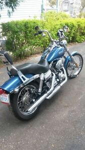 Mint 2006 Harley Wide Glide