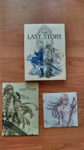 The Last Story Limited Edition Wii (Complete)