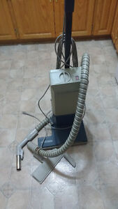 Upright Electrolux vacuum cleaner