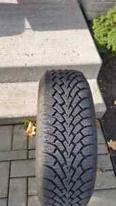 winter tires and rims London Ontario image 2
