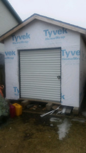 Shed ( trade for cargo trailer)