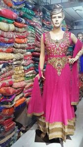 INDISN-PAKISTANI PARTYWEAR DRESSES 200 DESIGNS READY IN STOCK