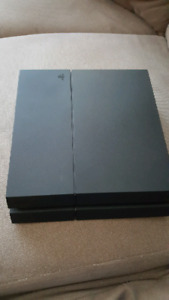 PS4 Défectueuse WLOD
