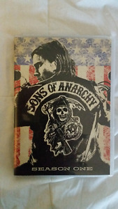 Season 1 - Sons of Anarchy