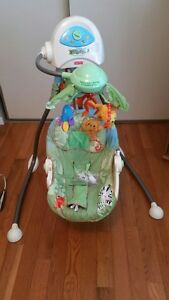 Fisher Price Baby Swing Cambridge Kitchener Area image 2