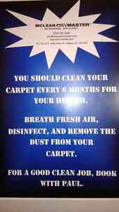 McLane dry master carpet cleaning and Janitorial Regina Regina Area image 3