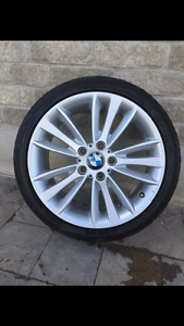 BMW mags roue