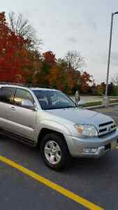 2005 Toyota 4Runner Limited V8 SUV, Crossover
