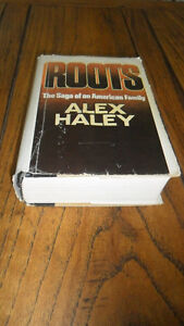 """""""Roots"""" first edition"""