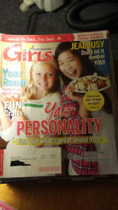 Girls' Reading -  Discovery Girls and American Girl Magazine