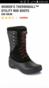 New North Face Winter Boots