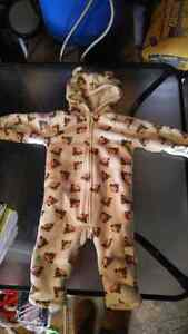 Cotton snowsuit from Old Navy 18m-24m