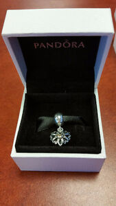 Pandora Two Tone Dangle Charm